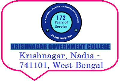 Krishnagar Govt College