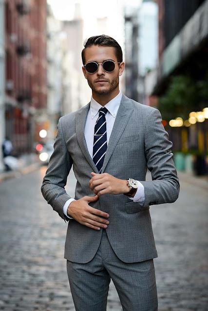 phong cách two piece suit