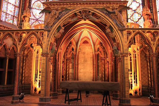 Daily Dose Of Rome Churches Sainte-chapelle In Paris