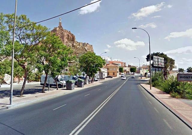 Monteagudo (Murcia).