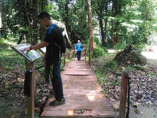 teluk kampi, taman negara pulau pinang