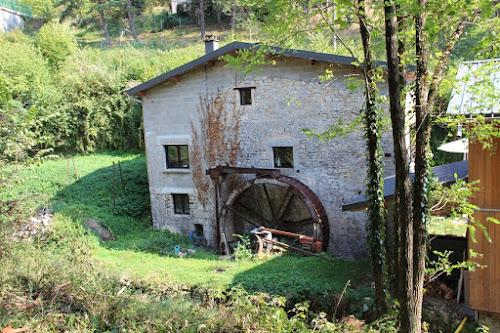 Moulin sur l'Heria