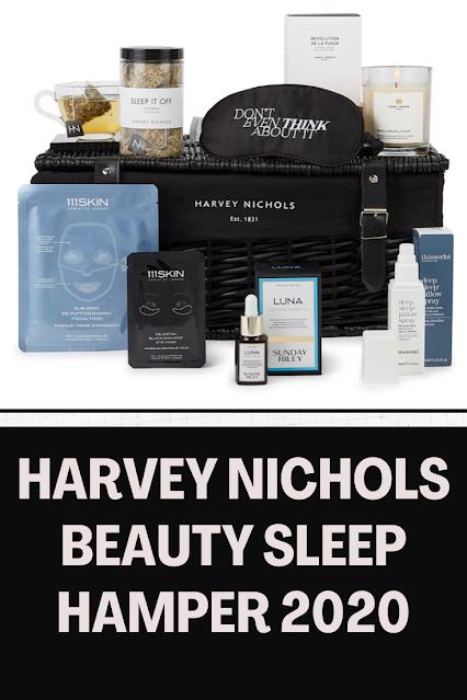 Harvey Nichols Beauty Sleep Hamper 2020