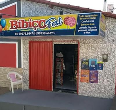BIBIÇO FEST - AO LADO DO SALÃO DE CABELOS(HELENA BRASIL)