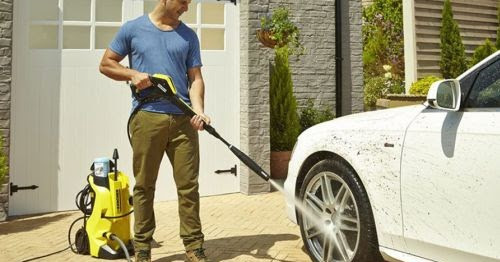 Goedkope Verfspuit Hogedrukreiniger Test: Eurom Force 1200 Of Karcher K2