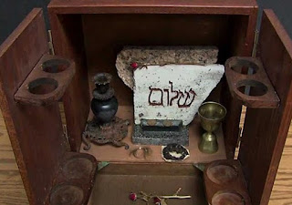 Caixa Dibbuk Interior