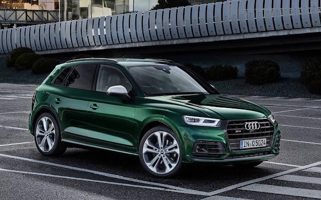 Audi SQ5 TDI 2020: diesel, híbrido