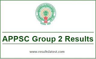 APPSC Group 2 Results