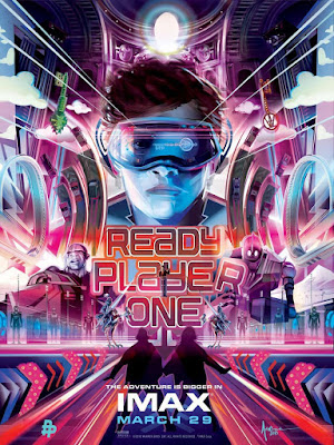 Ready Player One 2018 Custom HD Dual Latino Cam