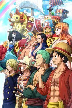 Daftar Arc One Piece : daftar, piece, Daftar, Piece, Episode, Sampai, Akhir