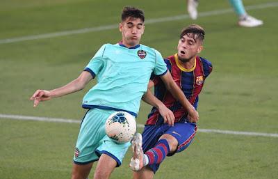 Fin al sueño del Levante UD Juvenil DH en la Copa de Campeones