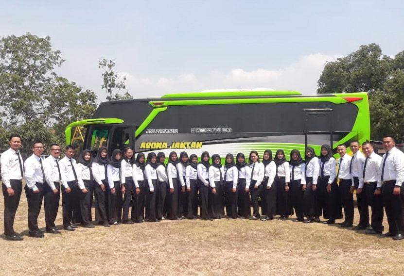 Mengikuti Latsar di Dodiklatpur Rindam IV Diponegoro, Klaten.