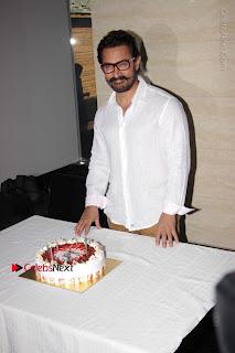 Bollywood Actor Aamir Khan Birthday Party Celetion Stills  0006.JPG