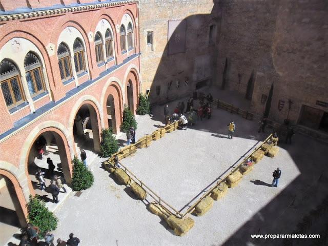 visitar el Castillo de Belmonte Cuenca