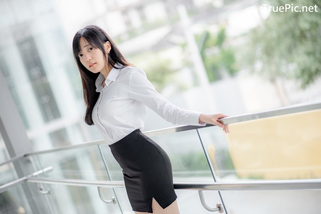 Image Thailand Model - Sarunrat Baifern Ong - Concept Kim's Secretary - TruePic.net - Picture-10