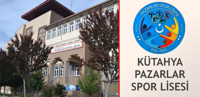 PAZARLAR SPOR LİSESİ