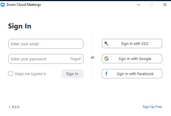 bagaimana cara menggunakan aplikasi zoom cloud meeting