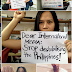 Duterte supporters started a campaign on Social Media, asking International Media to stop destabilizing the Philippines