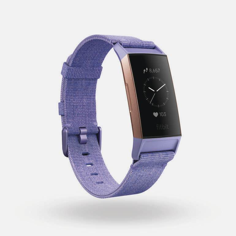 Fitbit's Charge 3