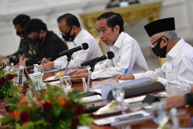 Jokowi: Harus Diberi Sanksi! Kalau Tidak, Masyarakat Tak Sadar...
