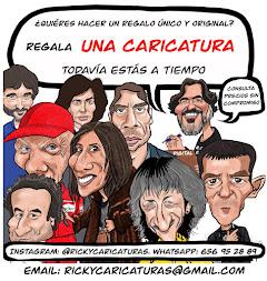 CARICATURAS DE ENRIQUE ROMERO BERNAL