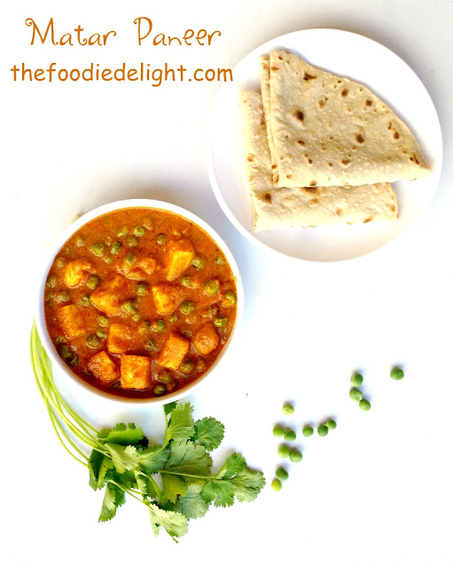 how-to-make-matar-paneer