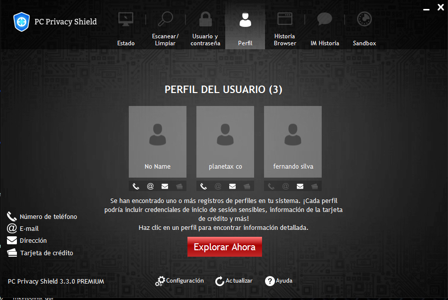 PC Privacy Shield 2020 v4.4.0