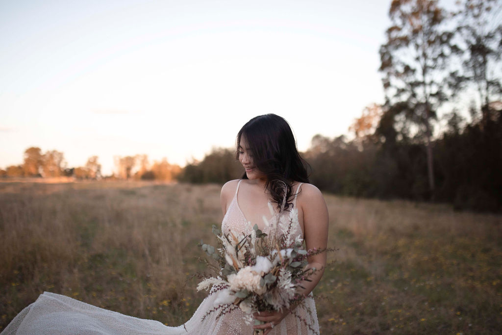to the aisle australia | august bloom editorial