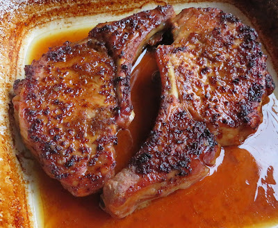 Mapled Pork Chops