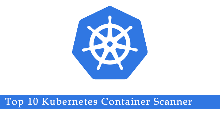 Kubernetes Container Scanner