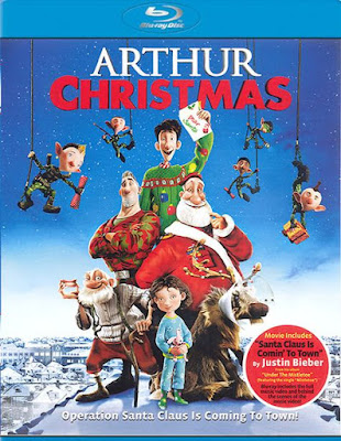 Arthur Christmas (2011) 720p Telugu Dubbed Movie Free Download & Review