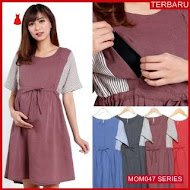 MOM047D15 Dress Hamil Menyusui Modis Firly Dresshamil Ibu Hamil