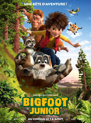 Bigfoot Junior streaming VF film complet (HD)