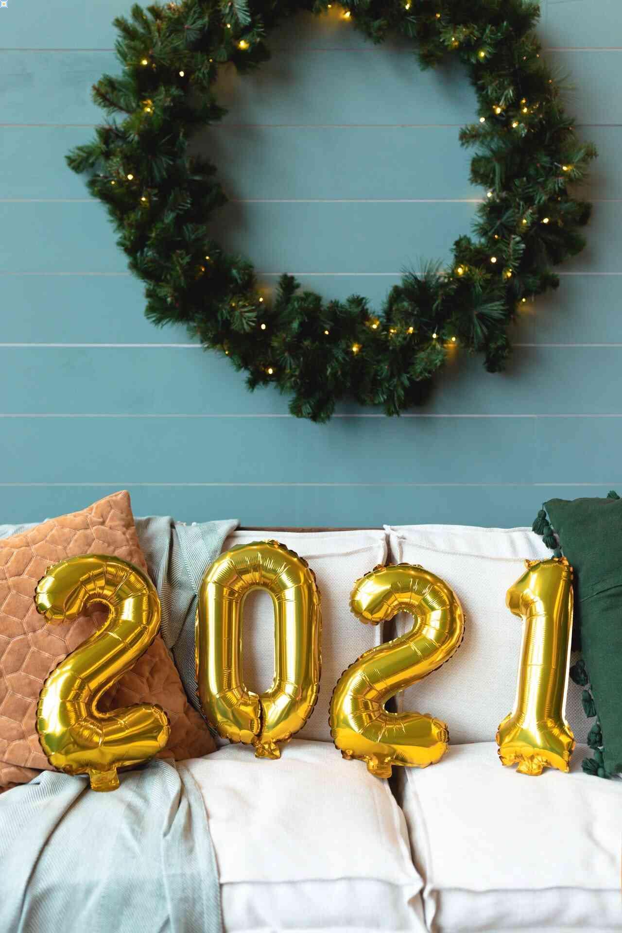 صور سنة جديدة سعيدة 2021 - Happy New Year 2021 Photos