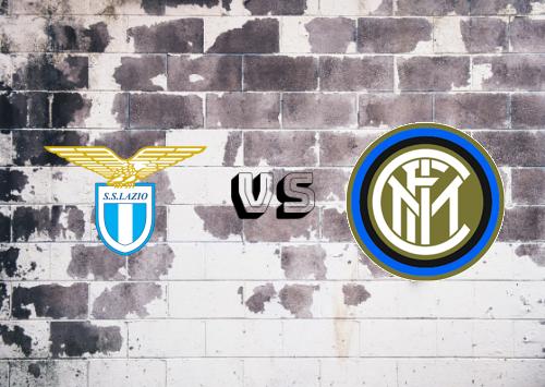 Lazio vs Internazionale  Resumen y Partido Completo