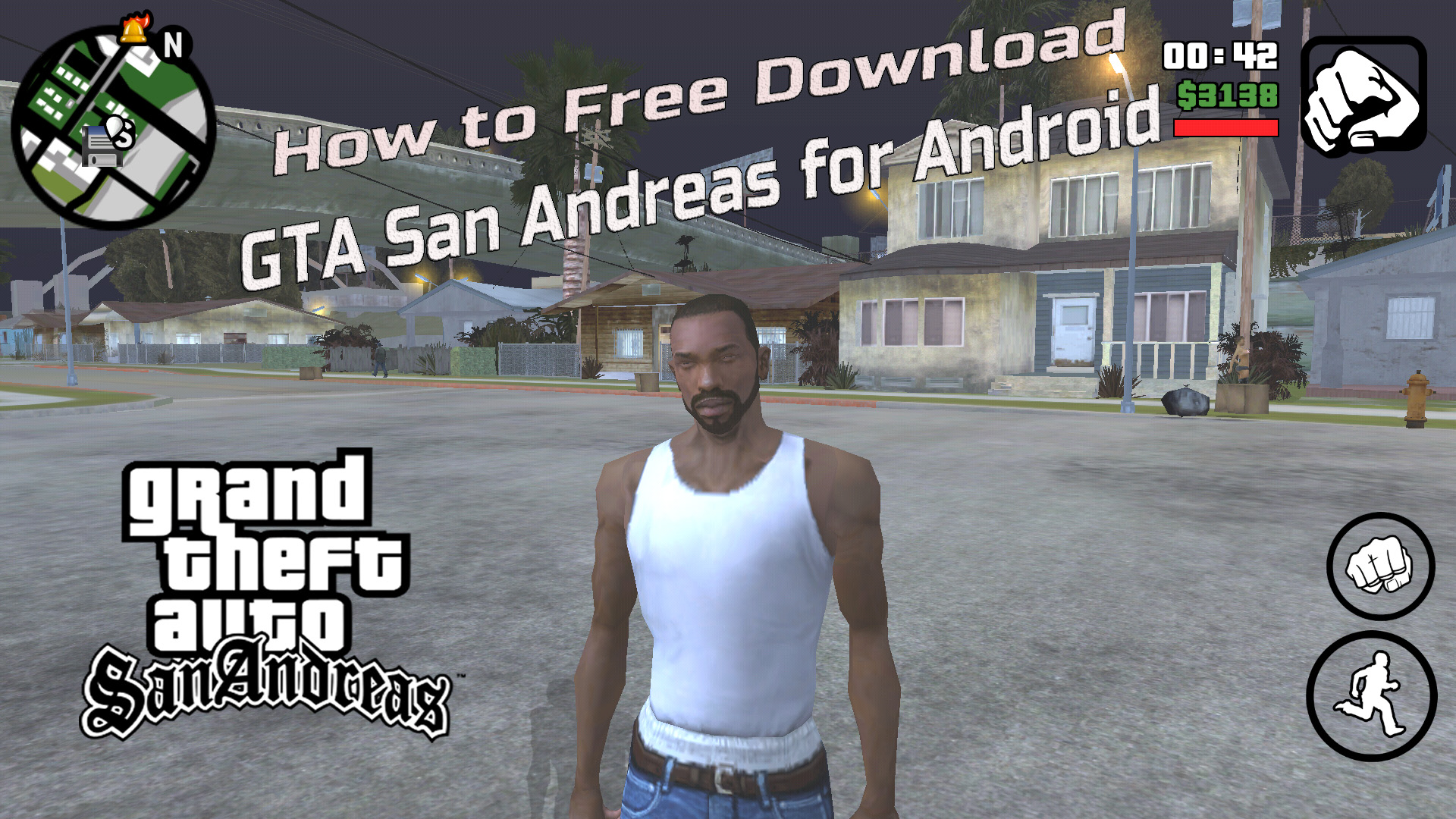 How To Free Download Gta San Andreas On Android Easy Mrtechsaif Com