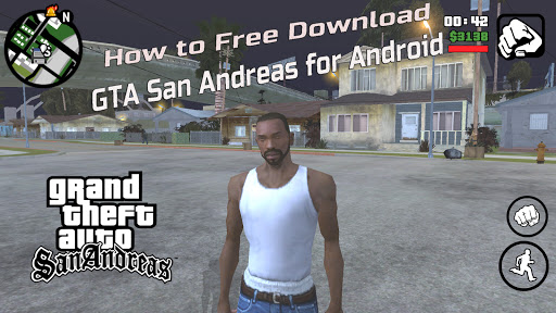 How to GTA San Andreas Free Full Version APK Download