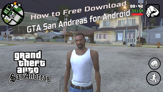 How to Free Download GTA San Andreas On Android Easy - MrTechSaif.com