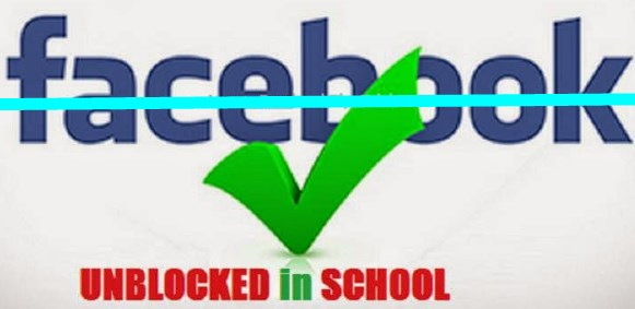 Facebook Unblocked at School