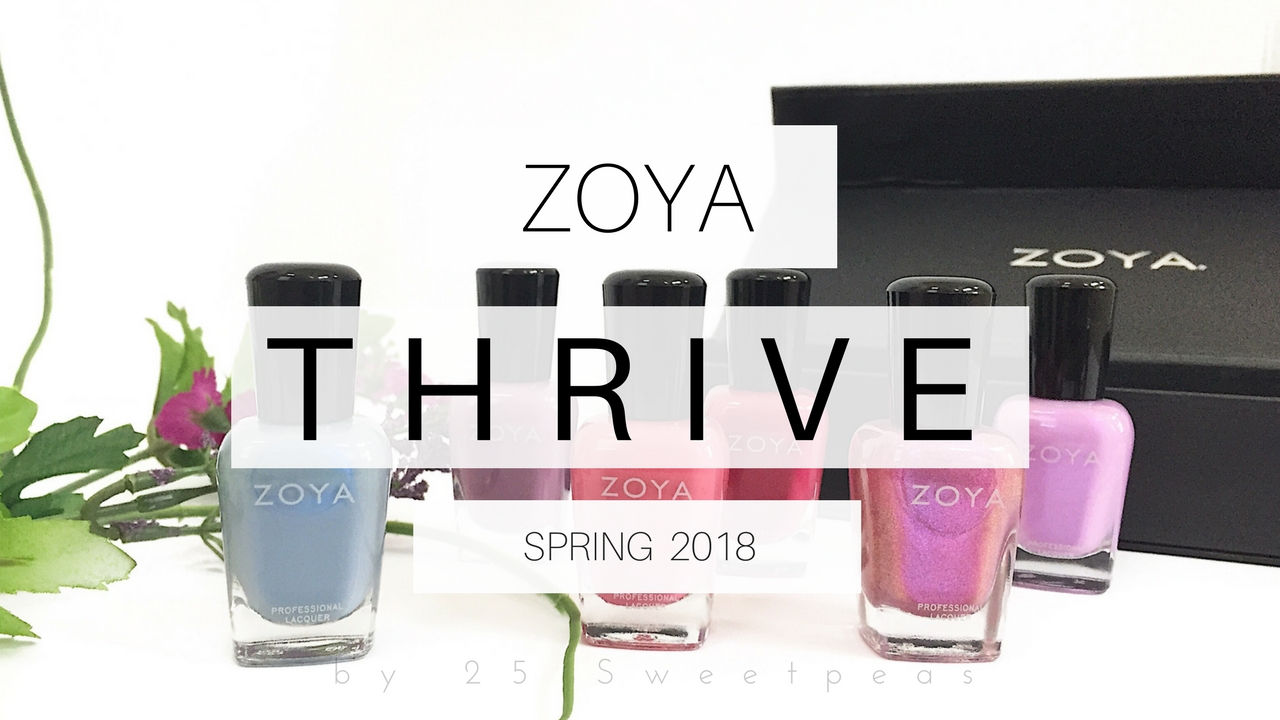 Zoya Thrive