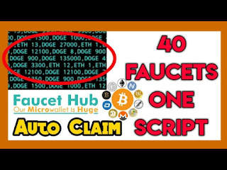 FAUCETS HACK | 40 FAUCETS IN ONE SCRIPT | AUTO CLAIM FAUCETS