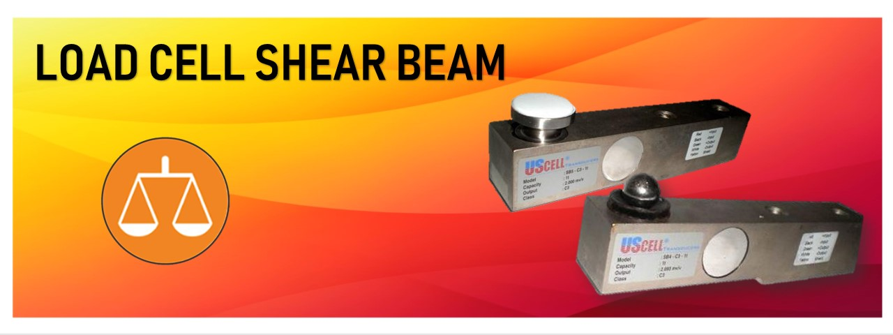 Load Cell Shear Beam
