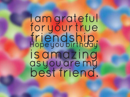 Happy Birthday Best Friend Wishes | Quotes | Messages and Images for Whatsapp and Facebook