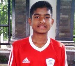 Yadi Mulyadi, budak angon dari Plered yang bobol gawang Singapura U-16