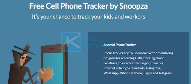 Menyadap pesan WhatsApp mudah dilakukan dengan Snoopza. Dengan menggunakan aplikasi ini, Anda dapat mengetahui aktivitas anak-anak Anda, serta Anda dapat mengontrol para pekerja, kolega, dan orang lain yang memiliki hubungan dekat dengan Anda.