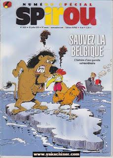 Sauvez la Belgique