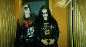 imagen de Dead y Euronymous