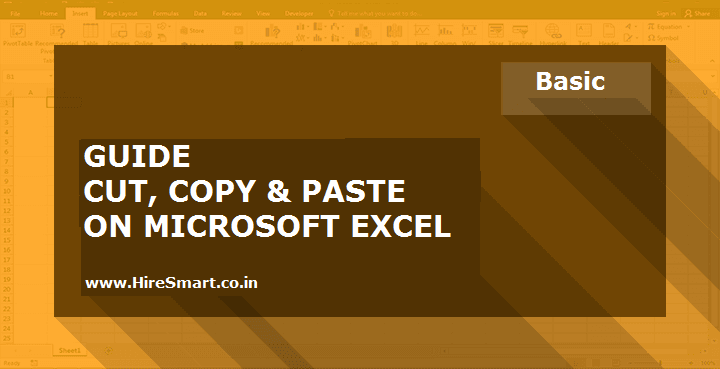 Guide To How To Cut Copy Paste In Excel