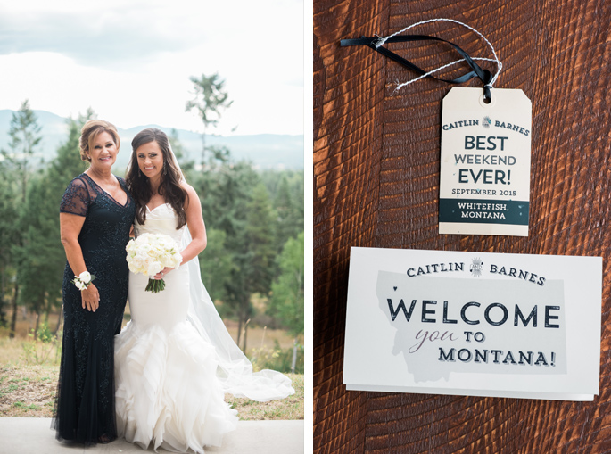 Mother of the Bride / Montana wedding / Photography: Kelly Kirksey Photography / Planner: Tanya Gersh Events / Florist: Mum's Flowers