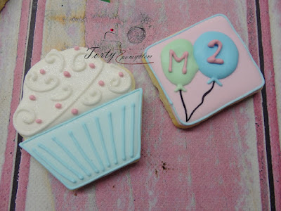 ciasteczka babeczki